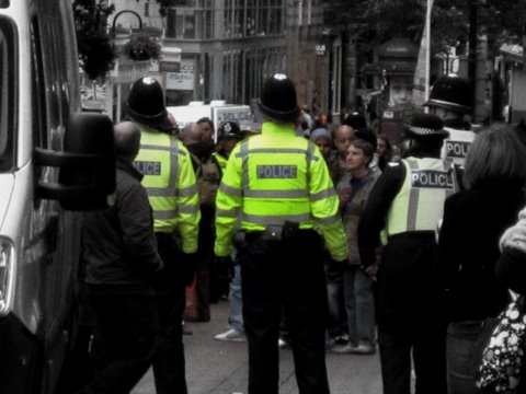 City Centre Policing - any comments?