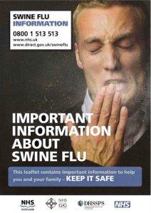 Swine Flu Brochure
