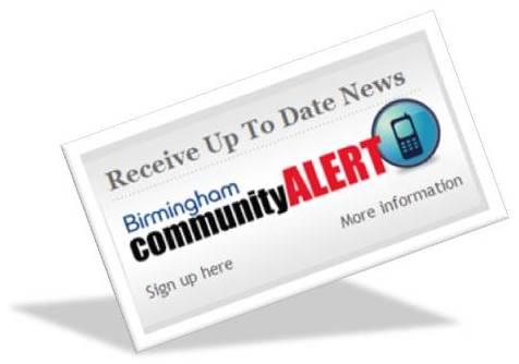 Birmingham Resilience - Community Alert