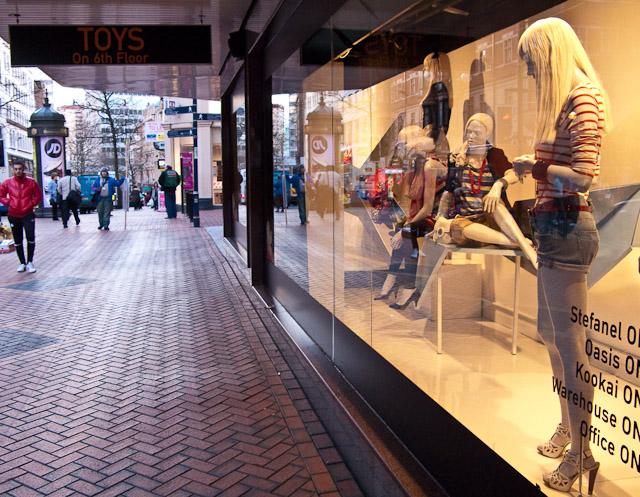 Corporation Street - best Fashion street?