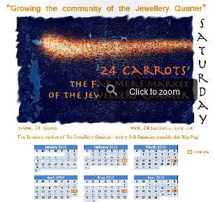 24 Carrots Calendar