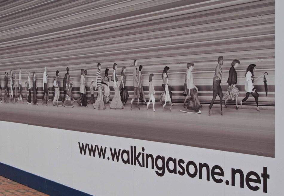 Walking As One photograph of Birmingham