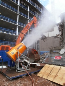 LOB Demolition Mist