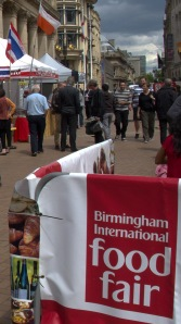 Birmingham Food Fair 2011
