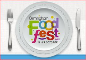 Birmingham Food Fest Oct 2011