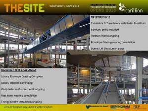 The Site Snapshot November 2011