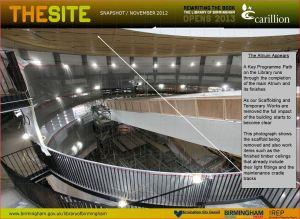 The Site Snapshot November 2012