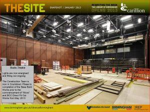 The Site Snapshot Jan 2013