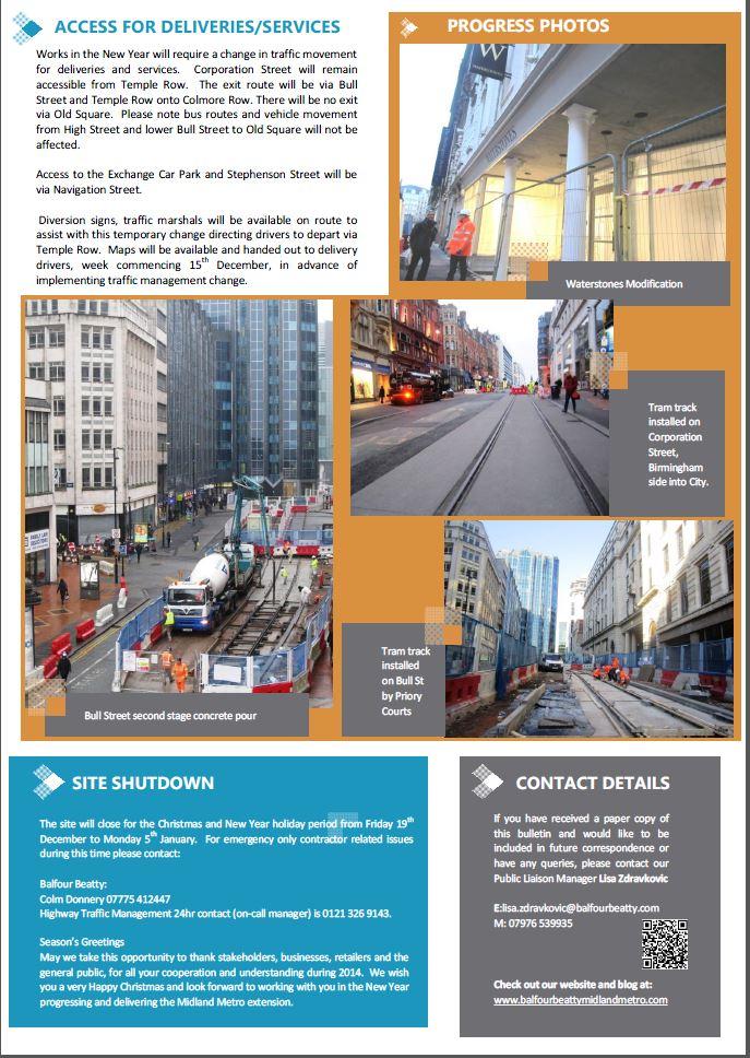 Metro Balfour Beatty December 2014 Bulletin-2