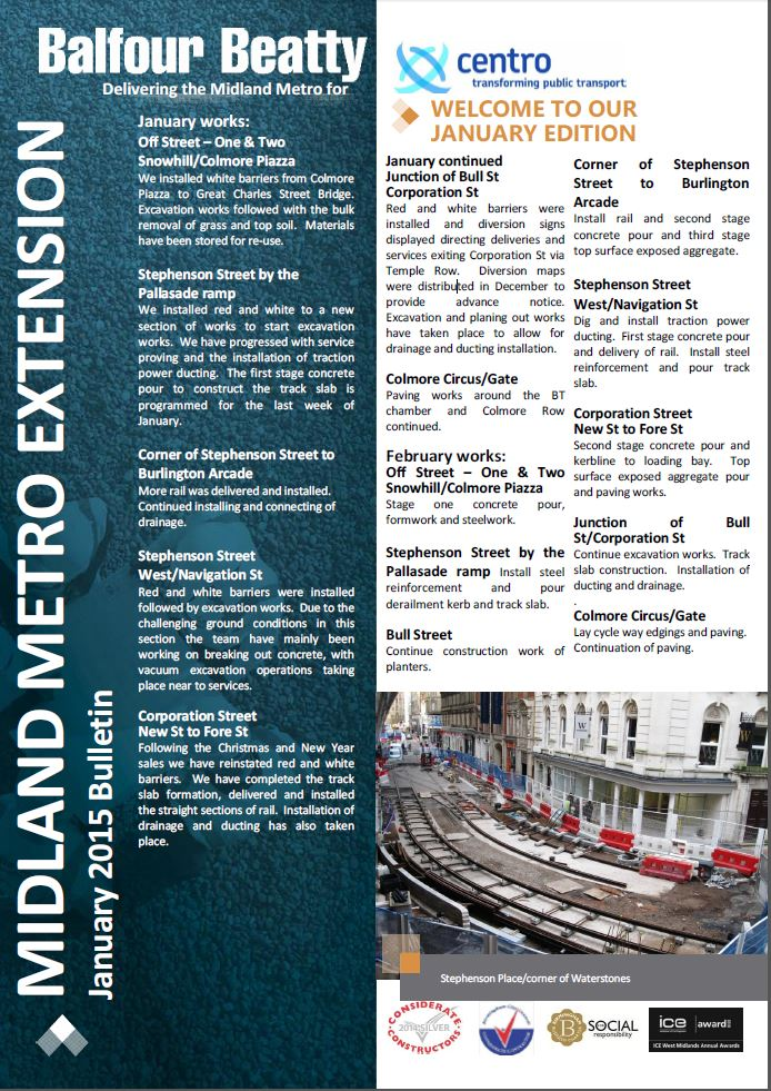 Metro Balfour Beatty January 2015 Bulletin-1