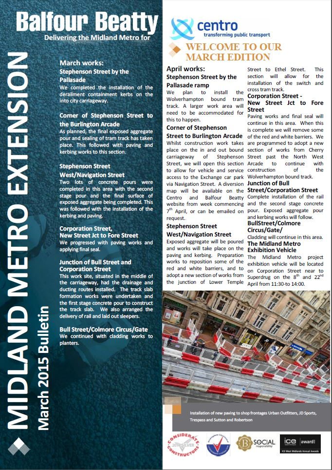 Metro Balfour Beatty March 2015 Bulletin-1