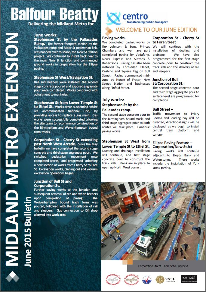 Metro Balfour Beatty June 2015 Bulletin-1
