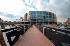Barclaycard Arena near Brindley Place