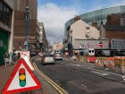 Hill Street approaching John Lewis