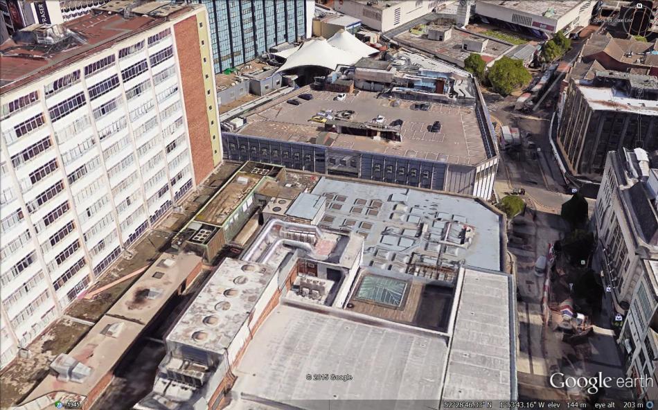 High Street Birmingham Centre