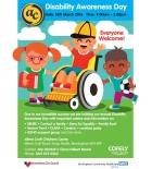 Disability Awareness Day Capture