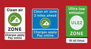 UK Clean Air Zones - Everything you need to know